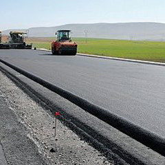 Asphalt-concrete roads