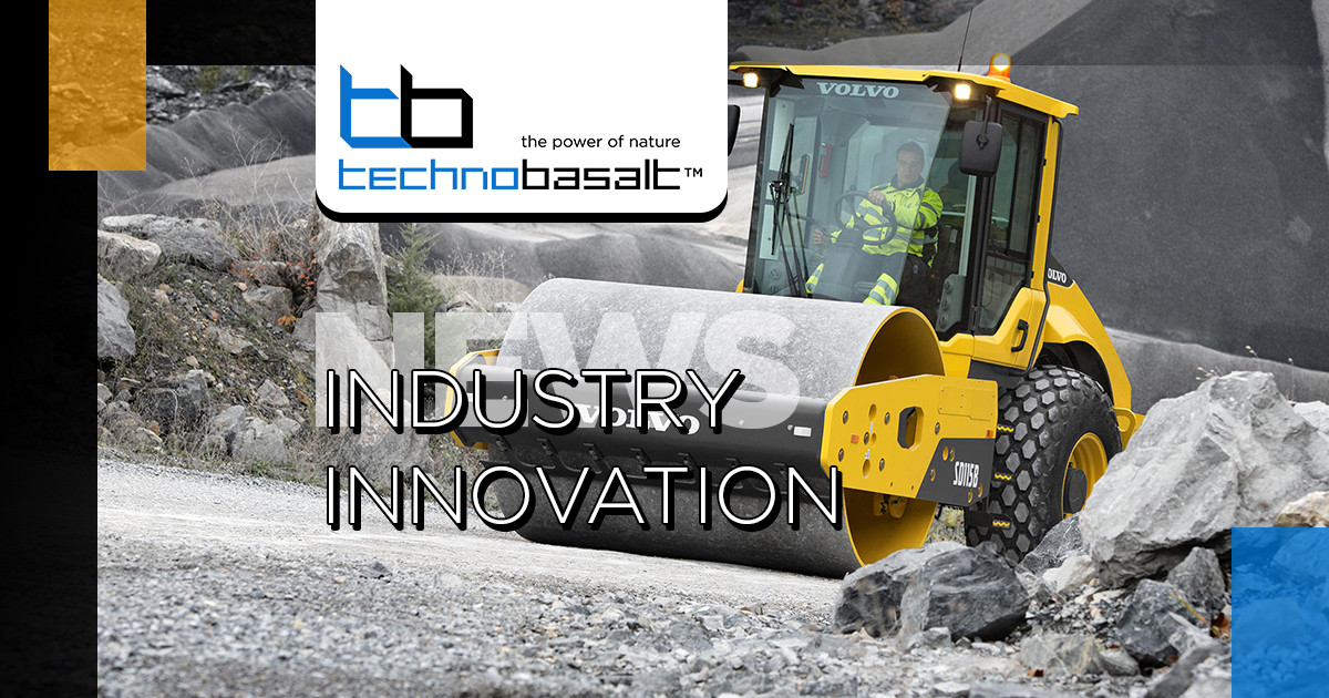 Basalt Fiber on the ROAD INDUSTRY INNOVATION PORTAL